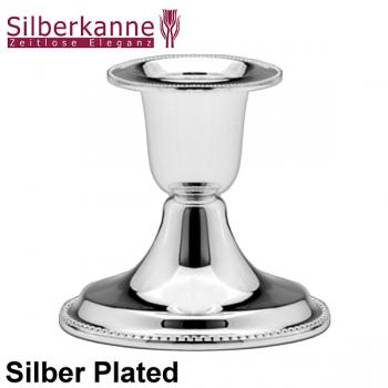 Silberkanne Onlineshop   Silber   Versilbertes - Kerzenleuchter mit ... a1a1363032